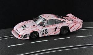 Racer Sideways Porsche 935/78 Moby Dick Pink Pig SWHC03