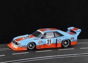 Racer Sideways Ford Mustang Turbo Gulf SWHC05