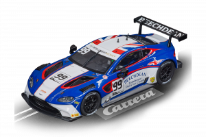 "Carrera 30931 Aston Martin Vantage GT3 ""Beechdean Racing Team,  No.99"" Digital 132 20030931"