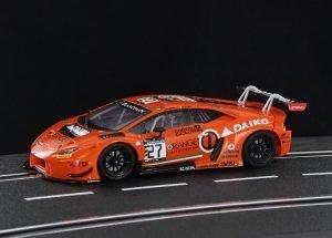 Racer Sideways Lamborghini Huracan GT3 Orange 1 Team Lazarus SWCAR01D