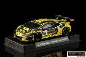 Racer Sideways Lamborghini Huracan GT3 Rockstar Limited Edition SWCAR01G