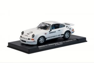 Fly Porsche 911 IROC White #2 Donohue W036-04