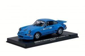 Fly Porsche 911 IROC Blue #6 Hulme W036-05