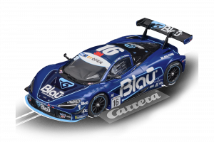 Carrera 27624 McLaren 720S GT3 No.16 Blau Evolution 132 20027624