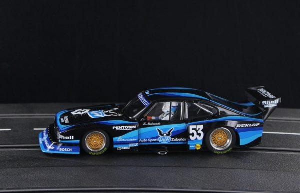 Racer Sideways Ford Capri Zakspeed Group 5 D&W DRM 1980 SW68