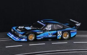 Racer Sideways Ford Capri Zakspeed Group 5 D&W DRM 1980 SW68