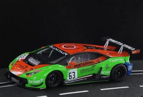 Racer Sideways Lamborghini Huracan GT3 Grasser Racing SWCAR01H