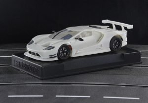 Racer Sideways Ford GT GTE White Kit SWCAR02K