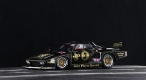 Racer Sideways Lancia Stratos Turbo Group 5 JPS Limited Edition SWLE08