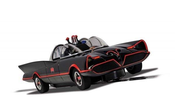 Scalextric C4175 Batmobile - 1966 Batman TV Series