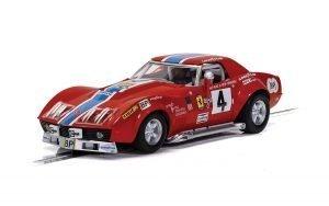 Scalextric C4215 Chevrolet Corvette L88 Le Mans 1972 NART