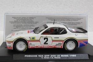 Fly Porsche 924 GTP 24H Le Mans 1980 T.Dron-A.Rouse E2025A