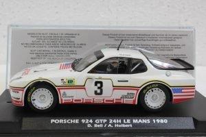 Fly Porsche 924 GTP 24H Le Mans 1980 D.Bell – A.Holbert E2026A