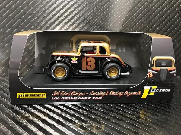 Pioneer '34 Ford Coupe Legends Racer - Smokey's Racing Legends #13 P083