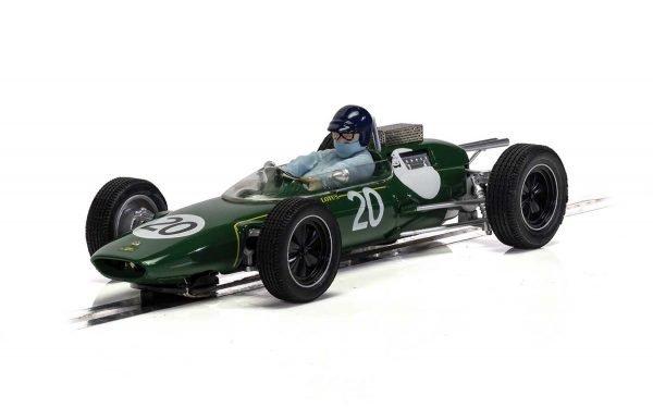 Scalextric C4195 Lotus 25 – British GP 1962 – Jim Clark