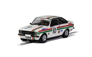 Scalextric C4208 Ford Escort MK2 – Castrol Edition – Goodwood Members Meeting
