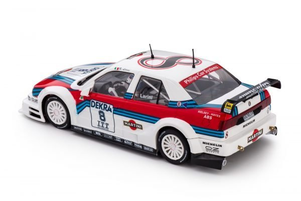 Slot.It SICA40A Alfa Romeo 155 V6Ti DTM/ITC 1995 - Avusring #8 - Nicola Larini