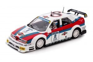 Slot.It SICA40A Alfa Romeo 155 V6Ti DTM/ITC 1995 – Avusring #8 – Nicola Larini