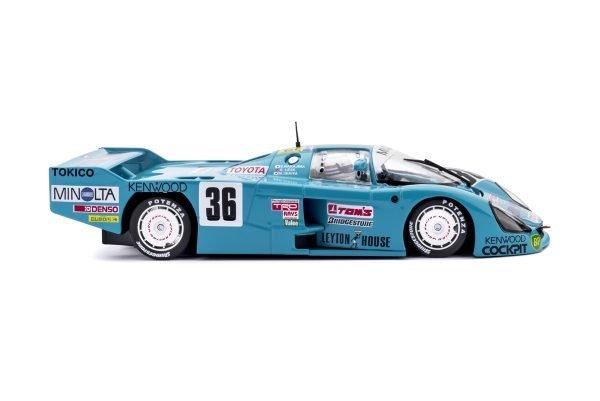 Slot.It SICA41A Toyota 86C 1986 - Le Mans #36 - G. Lees, M. Sekiya, S. Nakajima
