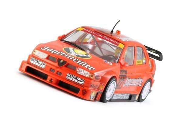 Slot.It SICA35B Alfa Romeo 155 V6Ti DMT 1994 - Norisring #27 - Michael Bartels