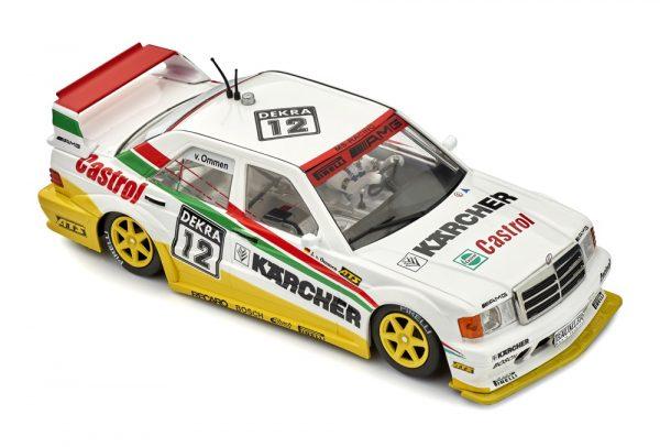 Slot.It SICA44B Mercedes 190e DTM 1992 Zolder #12 - Jörg van Ommen