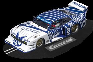 Carrera 27605 Ford Capri Zakspeed Turbo D&W No.3 Evolution 132 20027605