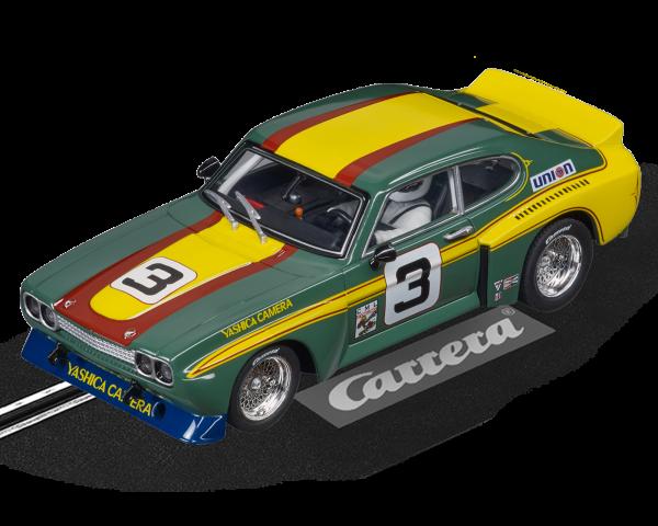 Carrera 27646 Ford Capri RS 3100 No. 3 Evolution 132 20027646