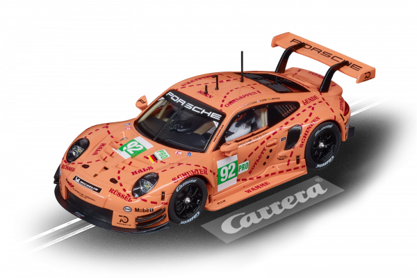 Carrera 27654 Porsche 911 RSR Pink Pig No. 92 Evolution 132 20027654