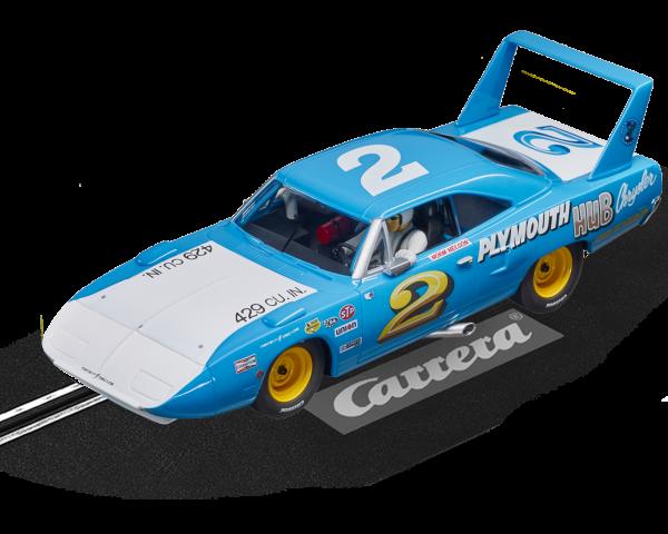Carrera 27658 Plymouth Superbird No.2 Evolution 132 20027658