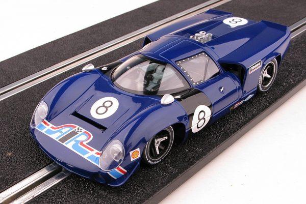 Thunder Slot CA00103S/W Lola T70 MKIII Daytona 24 Hours 1969 #8