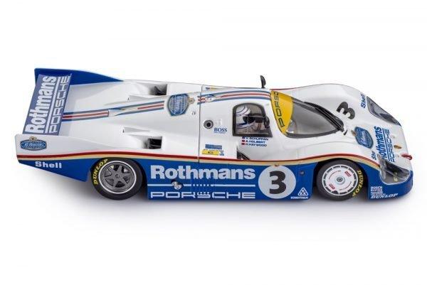 Slot.it SICW24 PORSCHE 956 LH Rothmans 1983 Le Mans Winner CW24