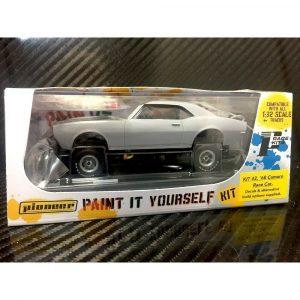 Pioneer '68 Chevy Camaro Paint it Yourself Kit – KIT#2
