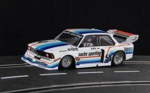Racer Sideways BMW 320 Group 5 Sachs Hockenheim DRM 1978 SW69