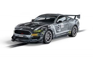Scalextric C4221 Ford Mustang GT4 – Academy Motorsport 2020