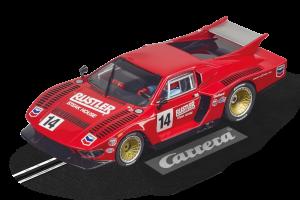 Carrera 27672 De Tomaso Pantera No.14 Evolution 132 20027672